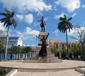 Liberty Park Matanzas Cuba