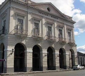 Sauto Theater Matanzas Cuba